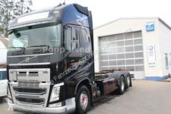 Kamión podvozok Volvo FH FH 460 6x2 BDF*Globe XL,1300Liter,2-Liegen*
