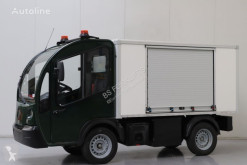 Goupil G3 used large volume box van