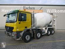 Kamión Mercedes Actros Actros 3241B*8x4*9 m³ Stetter*Telligent*Klima*AP betonárske zariadenie domiešavač ojazdený