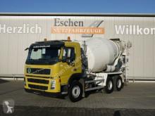 Volvo FM 380, 6x4, 7 m³ Stetter, Klima, AP, EUR5 truck used concrete mixer