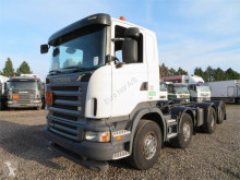 Scania R480 8x2 ADR Chassis truck used chassis