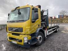 Volvo FE 340 truck used flatbed