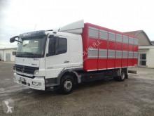 Kamión Mercedes Atego ATEGO 1222 príves na prepravu zvierat ojazdený