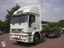 Camion Iveco Eurotech 260E31 châssis occasion