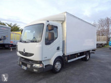 Camion Renault Midlum 160.08 furgone plywood / polyfond usato