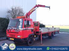 Kamión DAF 800 7.49T 108KW pk 3500 full steel valník ojazdený