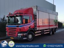 Camion fond mouvant Scania P 340