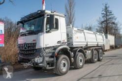 Camion Mercedes Arocs 4145 8x4 Meiller Bordmatik AHK Retarder benă trilaterala second-hand