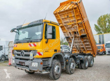 Mercedes three-way side tipper truck Actros MP3 3241K 8x4 Kipper Bordmatik