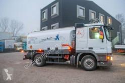 Mercedes tanker truck Actros MP3 1846L Tankwagen Diesel Benzin