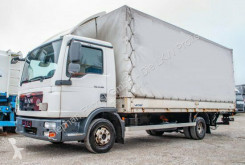 Kamión valník s bočnicami a plachtou MAN TGL TGL 8.180 4x2 BL Pritsche Hollandia 1000kg