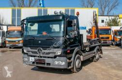 Mercedes tipper truck Atego 1324 4x2 Absetzkipper Gergen Funk