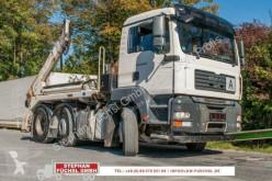 Camion multibenne MAN TGA TGA 26.400 6x2 Hydro Absetzer Meiller AK16