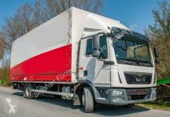 Camion MAN TGL TGL 12.220 Euro6 Pritsche Plane Bär Ladebordwand savoyarde occasion