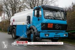 Mercedes tanker truck 1422 Tankaufbau Willig 10,5m³