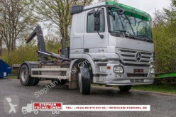 Camion Mercedes Actros 1846L Abroller Meiller RK 13.55 multibenne occasion