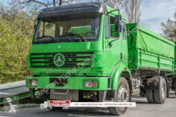 Mercedes three-way side tipper truck SK 1831 K 4x2 Kipper *neuer Motor!