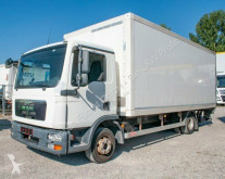 MAN TGL 12.180 BL Koffer truck used box