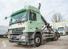 Camion polybenne Mercedes Actros Actros 2546L Meiller 2065 Retarder AT Motor