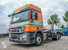 Camion Mercedes Actros 2544 L 6x2 Abrollkipper benă second-hand