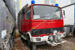 Mercedes LP 813 LF 8 Feuerwehr Rüstwagen alte camioane second-hand