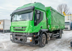 Iveco three-way side tipper truck 190 S 45 P Getreidekipper
