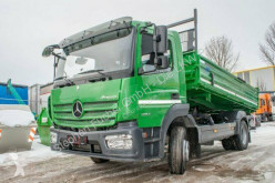 Mercedes three-way side tipper truck Atego 1224 K Kipper