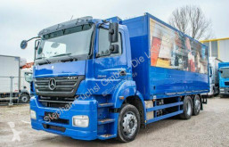 Mercedes beverage delivery flatbed truck Axor 2540 L 6x2 alter Tacho Partikelfilter Geträ