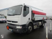 Renault Premium 250 truck used oil/fuel tanker