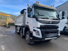 Camion Volvo FMX 450 benne Enrochement occasion