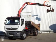 Ciężarówka Renault Premium Lander 410 DXI wywrotka używana