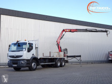 Renault flatbed truck Premium Lander