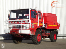 Camion pompieri Renault 110 170 - 4.000 ltr watertank - feuerwehr - fire brigade - brandweer - Lier, Winch, Winde - Expeditie -