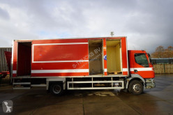 Camion DAF LF55 furgone incidentato