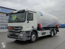 Camión Mercedes Actros Actros 2541*Euro 5*ADR*ift/Lenkachse*Klima* cisterna usado