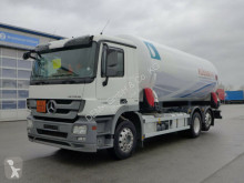 Kamión cisterna Mercedes Actros Actros 2541*Euro 5*ADR*ift/Lenkachse*Klima*
