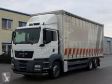 Kamión valník s bočnicami a plachtou MAN TGS TGS 26.440*Euro 5*Lift*Klima*Edscha*
