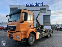 Camion multibenne MAN TGS 26.440 6x4 BL Hyvalift Haken | Intarder