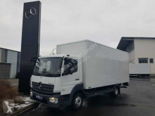 Camion Mercedes Atego Atego 818 L 4x2 Koffer + LBW Klima AHK Schalter furgon second-hand