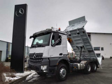 Mercedes three-way side tipper truck Arocs 2648 LK 6x6 HAD Bordmatik Retarder PPC