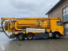 Camión cisterna Volvo FH480 6x4 Vacuum pump truck