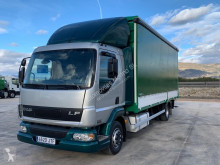 DAF LF 45.220 SEMITAUTLINER truck used