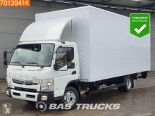 Mitsubishi Canter truck used box