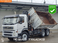 Volvo FM9 340 truck used two-way side tipper