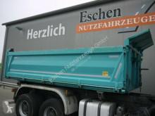 Equipamientos carrocería volquete Meiller 3 Seiten Kippaufbau, 11m³