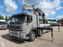 Camion platformă si obloane Effer Volvo FM480 8x4 80N-5S Flyjib