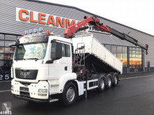 MAN TGS 35.440 truck used flatbed