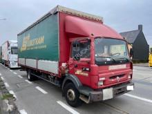Vrachtwagen met huifzeil Renault Gamme M 180 M 180