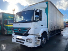 Mercedes Axor 1833 truck used tautliner