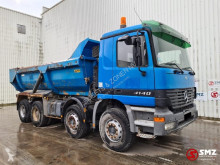 Camion benne Mercedes Actros 4140